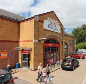 Tesco Home on Chelmsford