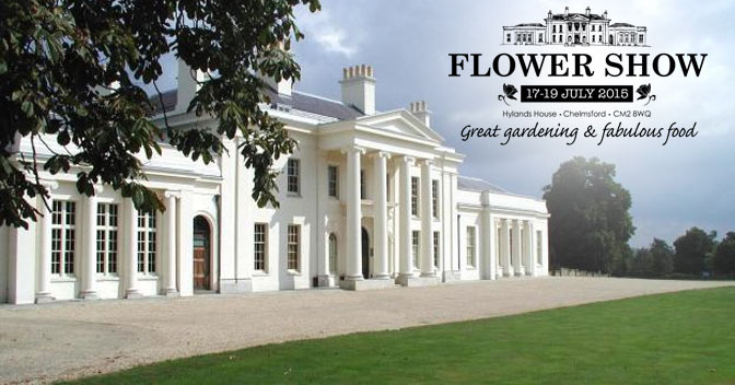 Hylands Flower Show