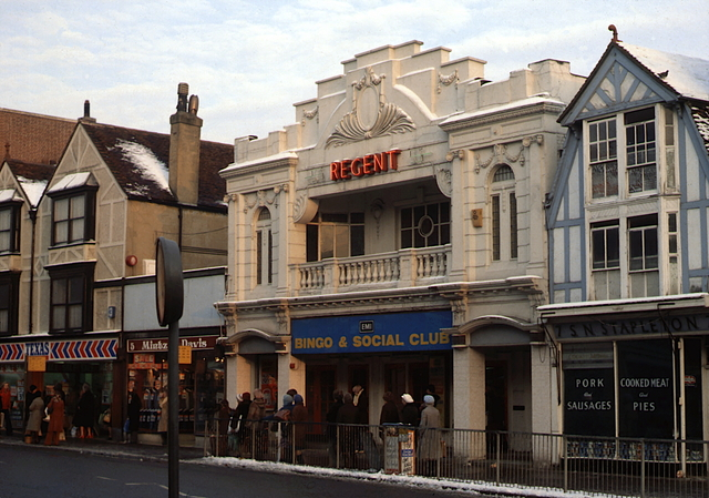 Regent Theartre - cinema treasures