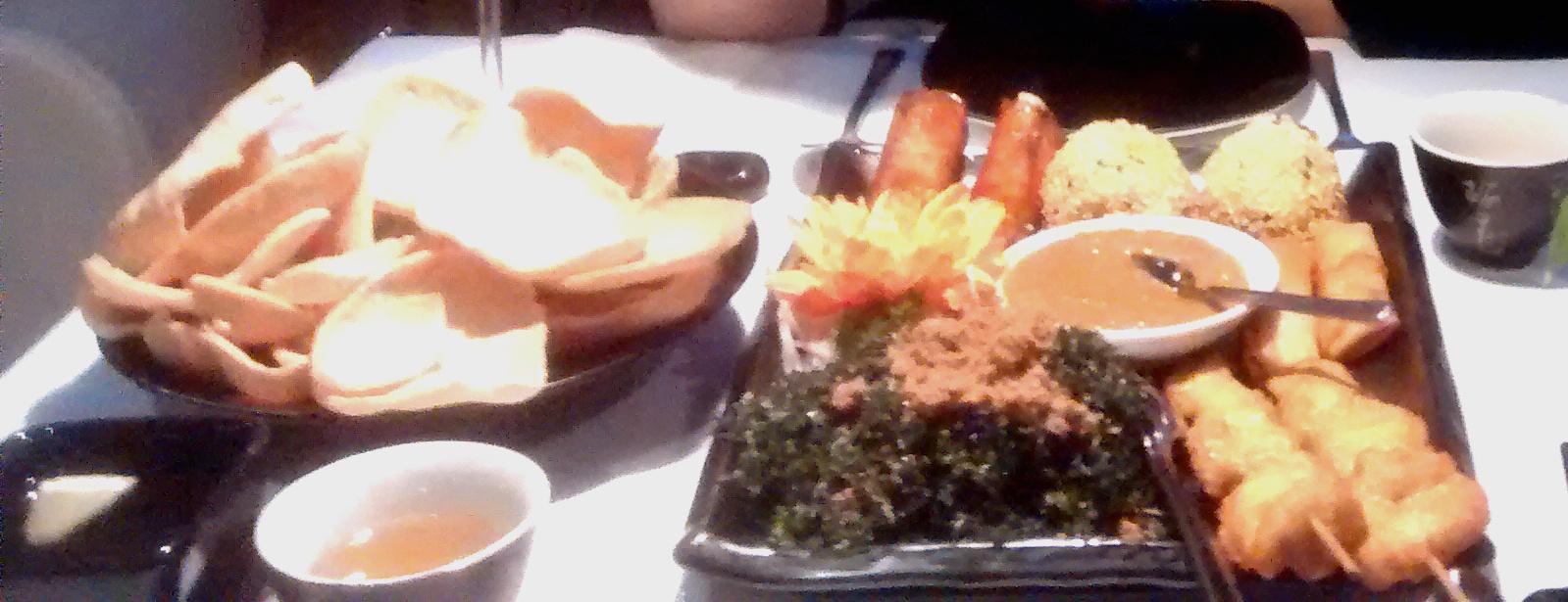 Zenxi chelmsford food