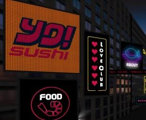 Yo Sushi in Chelmsford